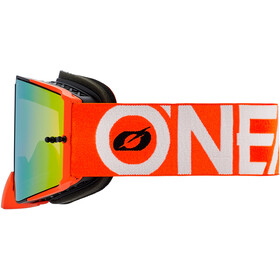 O'Neal B-30 Goggles, oranje/wit
